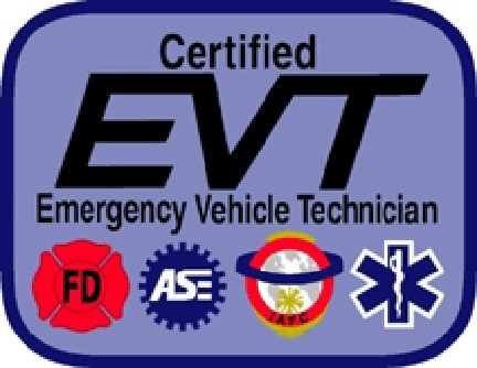 Certified Emergency Vehicle Technician
