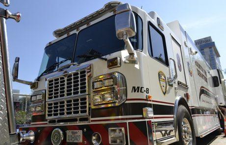 Emergency Vehicle Fleet Maintenance