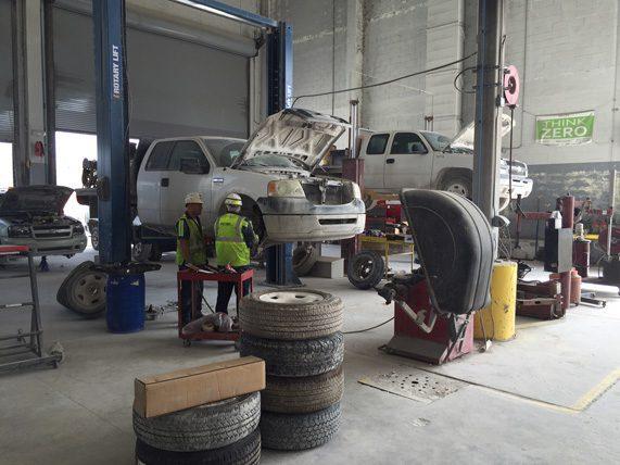 Government & Commercial Fleet Maintenance