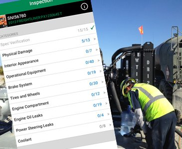 New Fleet Maintenance Software