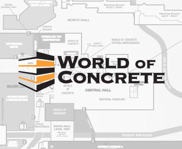 2019 World of Concrete
