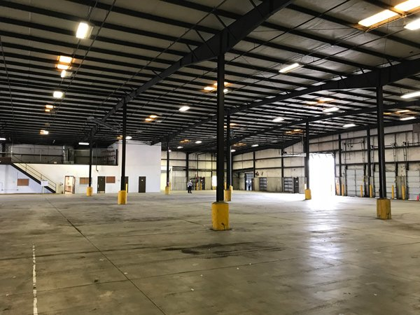 New Fleet Maintenance Facility in Fayetteville NC