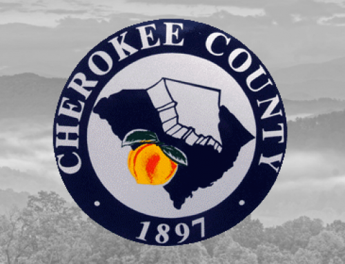 Contract Win with Cherokee County