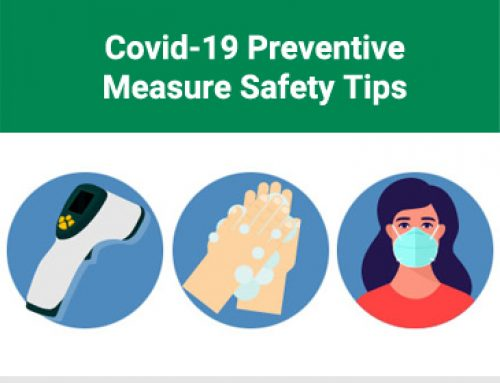 Covid-19 Preventive Measure Safety Tips