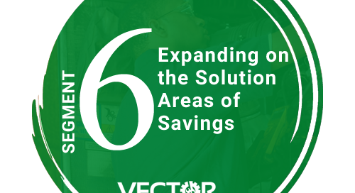 Expanding on the Solution Areas of Savings - Segment 6