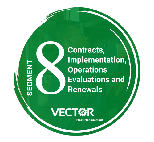 Contracts, Implementation, Operations Evaluations and Renewals - Segment 8