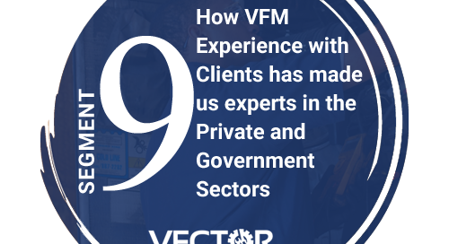 Experience Made Us Experts in the Private and Government Sectors - Segment 9